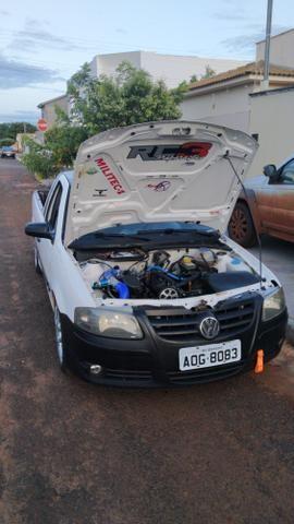 Saveiro Turbo G4 Dourados MS legalizada - Foto 3