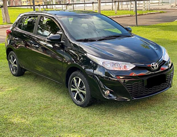Toyota Yaris XS - 1.5 Flex- 2018|2019 - Hatch - Automático - Ideal para você! - Foto 3