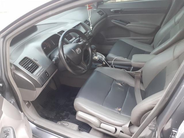 Vendo Civic completo automático tudo novo nada pra fazer! - Foto 7