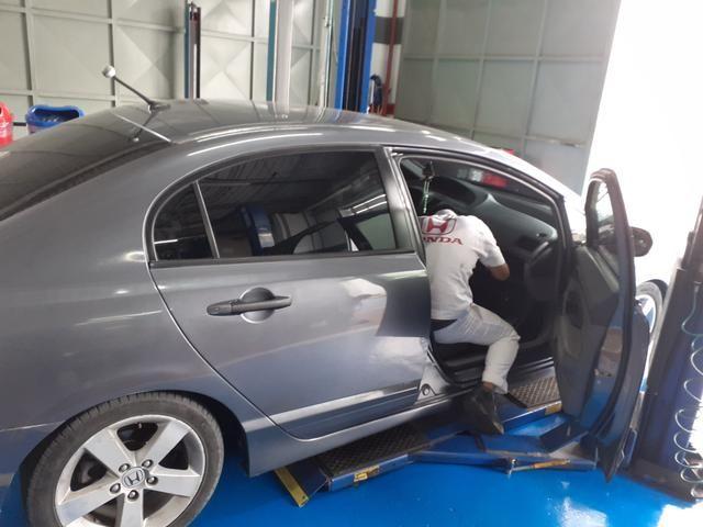 Vendo Civic completo automático tudo novo nada pra fazer! - Foto 2