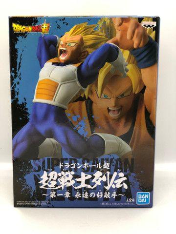 Bonecos Banpresto DBZ Originais Dragon Ball Goku Vegetta - Foto 2