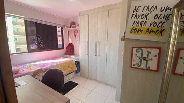 Excelente apartamento,92m2-3Qtos+1DCE-Capim Macio - Foto 3