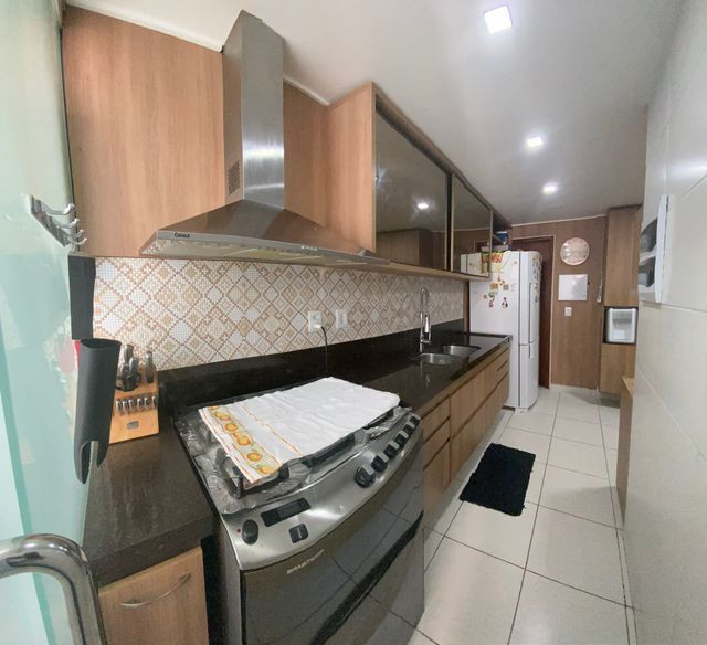Excelente apartamento,92m2-3Qtos+1DCE-Capim Macio - Foto 19
