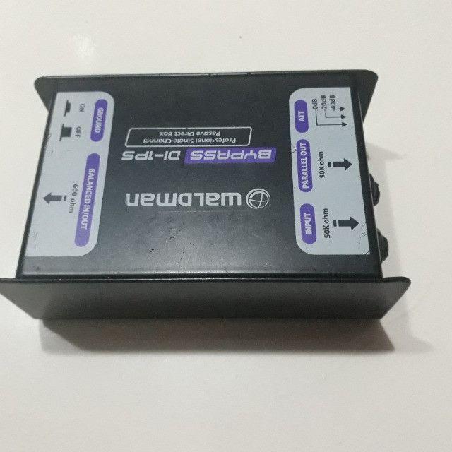 Direct Box Waldman ByPass DI-1PS - Foto 5