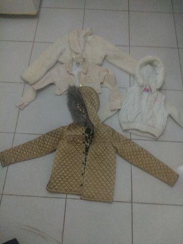 Kit de casacos de frio - Foto 3