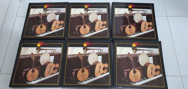 coleção Mpb completa com 48 Lps