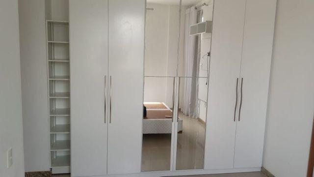 Vendo apartamento mobiliado - Edifício Novo - Centro - Foto 12