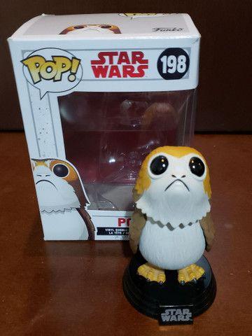 Funko Pop Star Wars Porg #198 - Foto 2