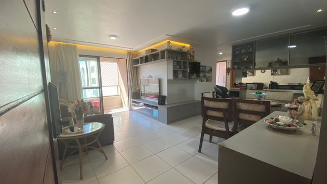 Excelente apartamento,92m2-3Qtos+1DCE-Capim Macio - Foto 5