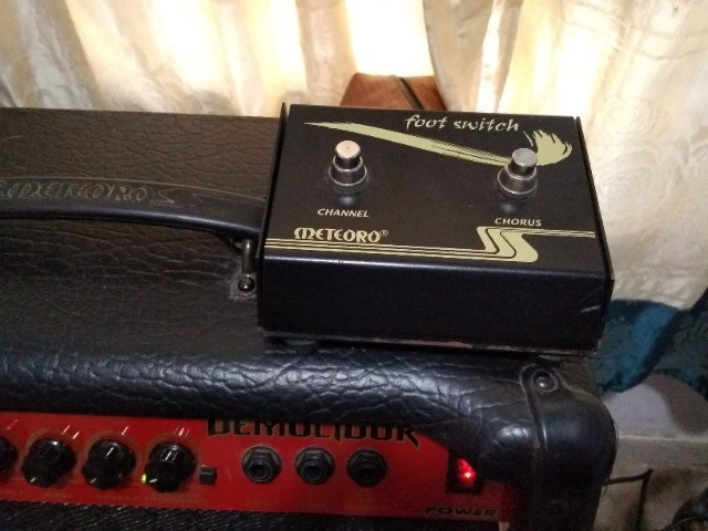 Amplificador Meteoro Demolidor Fwg50 - Foto 4