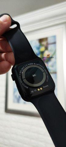 Baixou Preço! Smartwatch Iwo Max! Faça e receba chamadas pelo smartwatch! - Foto 6