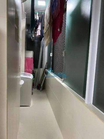 Apartamento com 3 dormitórios à venda, 110 m² por R$ 495.000,00 - José Menino - Santos/SP - Foto 11