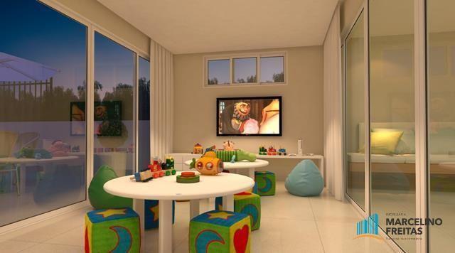 Apartamento com 2 dormitórios à venda, 53 m² por R$ 360.684,20 - Jacarecanga - Fortaleza/C - Foto 16