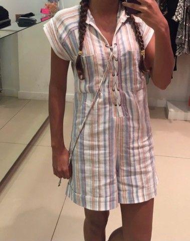 Macaquinho Dress To P