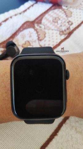 Baixou Preço! Smartwatch Iwo Max! Faça e receba chamadas pelo smartwatch! - Foto 3