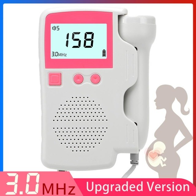 Monitor fetal pré natal (Novo com Garantia de 60 Dias ) - Foto 4