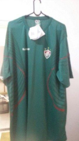 Camisa Fluminense Nova Braziline tamanho  ExtraGG