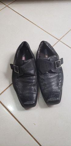 Vendo Coturno Atalaia e Sapato Ferracini - Foto 5