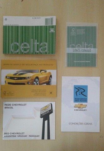 Manual do Proprietário: Celta, Classic, Prisma, Montana e Meriva - Foto 2
