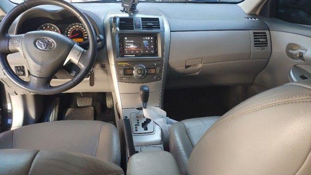 Corolla 2008/2009 1.8 XEI 16V Flex Automático - Foto 11