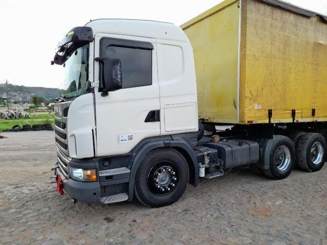 Scania 6x4 revisada!!! Oportunidade! - Foto 3
