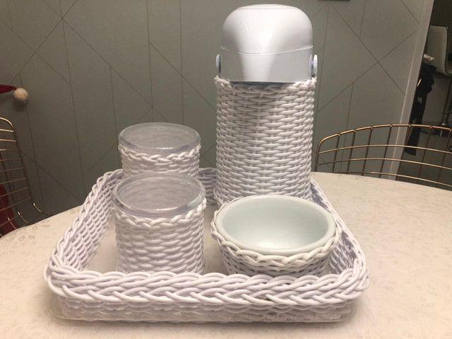 Kit de higiene para bebê  - Foto 2