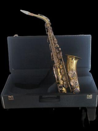 Saxofone Alto Master