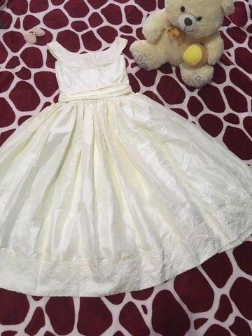Vestido infantil para festa. - Foto 3