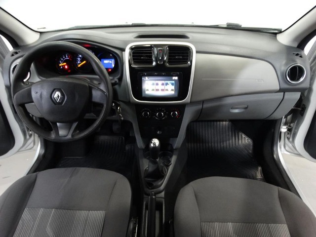 Renault Logan Expression 1.6 Flex Prata - Foto 7