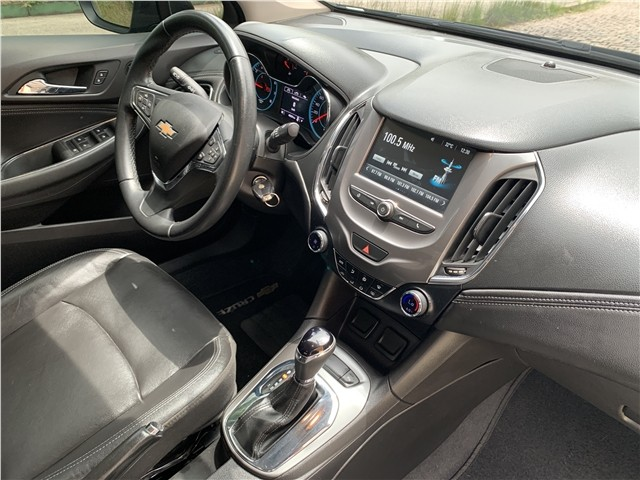 Chevrolet Cruze 2017 1.4 turbo lt 16v flex 4p automático - Foto 12