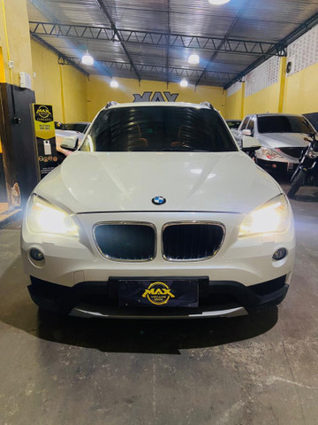 BMW X1 2014sDrive 2.0 18i Blindada Extra top - Foto 9