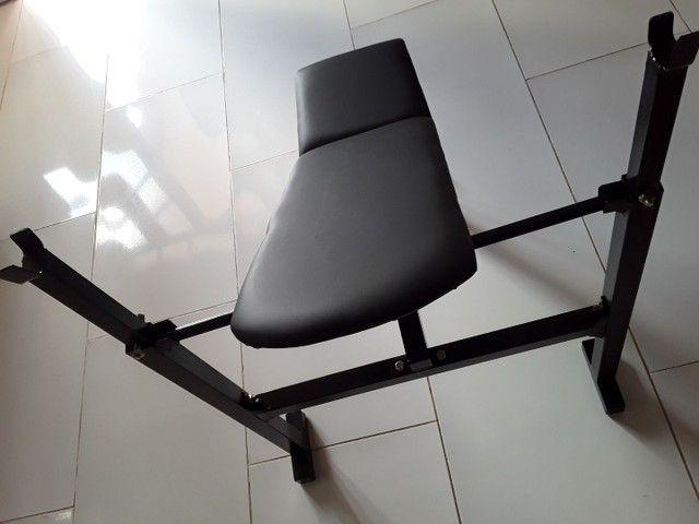 Aparelho De Musculação Mesa De Supino