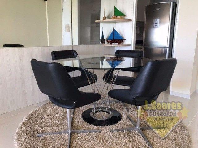 Manaíra, Mobiliado, 2 quartos, suíte, 63m², R$ 3.100, Aluguel, Apartamento, João Pessoa - Foto 19