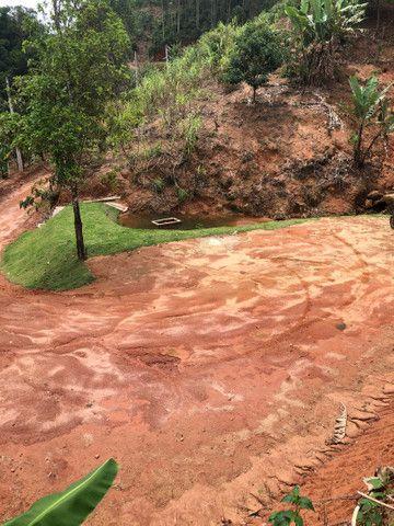 Sítio Santa Teresa 2 km do asfalto  - Foto 5