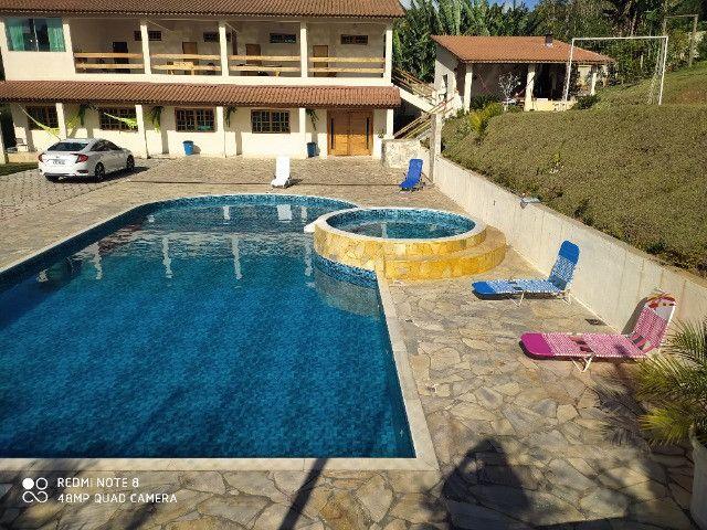 Chácara e salão de festa c/ piscina e suíte noiva Mogi das cruzes - Foto 8
