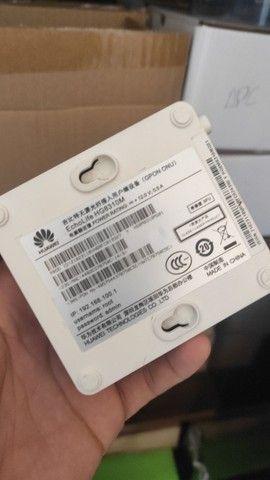 Lote 10 unidades ONU Huawei HG8310M XPON gpon/epon sem fonte de alimentação  - Foto 2