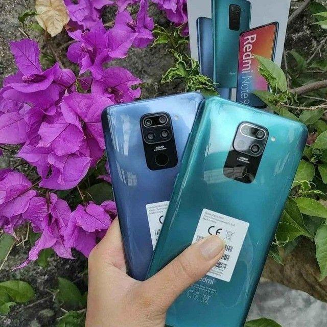 Note 9 128 GB/4GB Ram Verde/Cinza - Foto 4