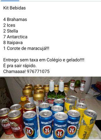 Kit Bebidas  - Foto 2