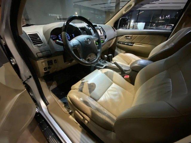 Toyota SW4 Diesel SRV Turbo 4X4 2013 - Foto 13
