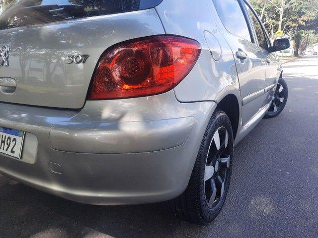 Peugeot 307 Premium Teto Automático Top!!! - Foto 19