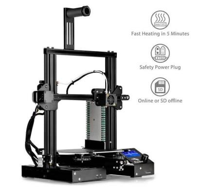 Impressora 3D - ender 3  - Foto 5