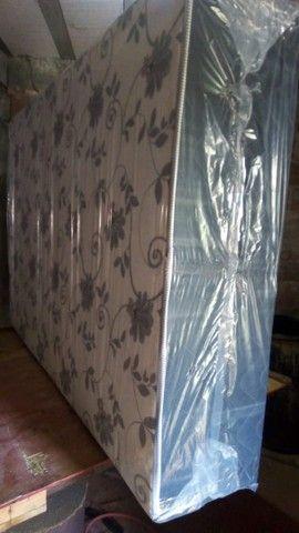 Cama Box Solteiro e Casal (Direto da Fábrica) - Foto 4