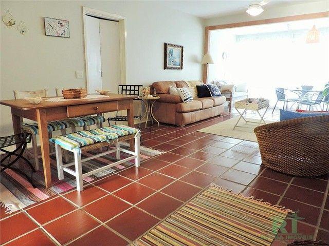 Apartamento na praia, Vista mar, 3 dormitórios, Lazer, 1 vaga, Astúrias, Guarujá. - Foto 2