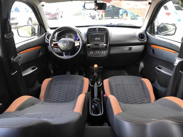 RENAULT KWID 1.0 12V SCE FLEX OUTSIDER MANUAL - Foto 5