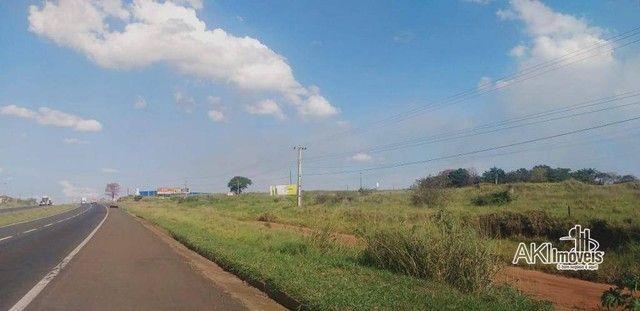 Chácara com 1 dormitório para alugar, 31000 m² por R$ 2.800,00/mês - Parque Indutrial I -  - Foto 2