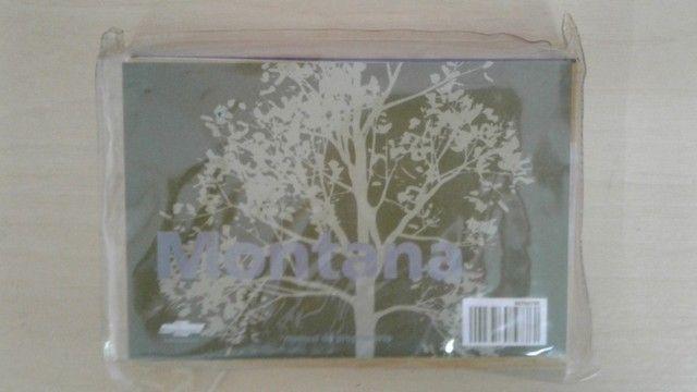 Manual do Proprietário: Celta, Classic, Prisma, Montana e Meriva - Foto 10