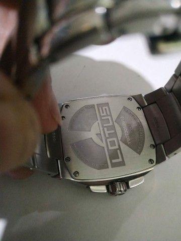 Relógio Lótus torrando - Foto 3