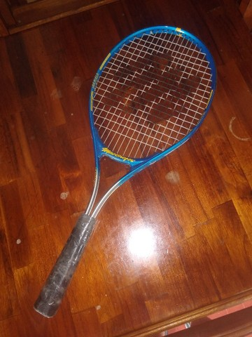 Raquete de tênis Fibra de Carbono