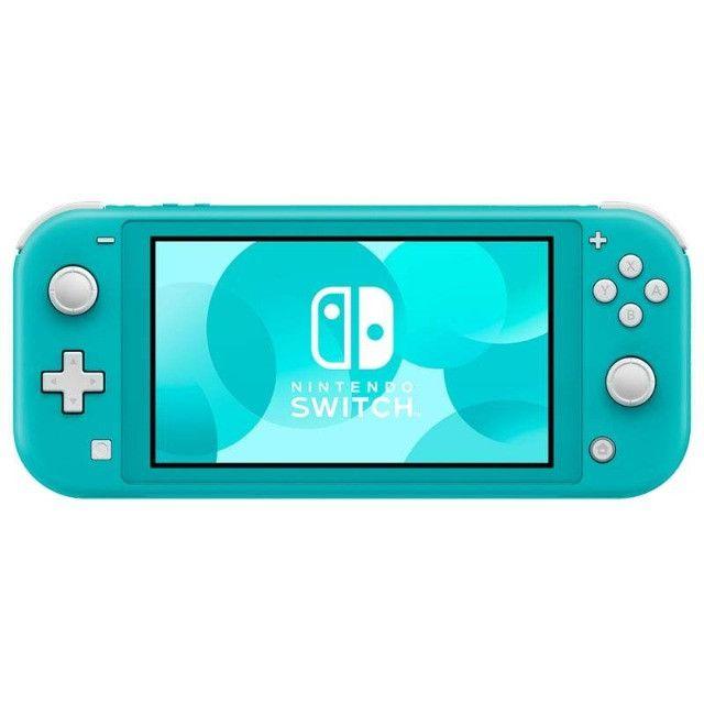 Console Nintendo Switch Lite 32GB Turquesa - Foto 2