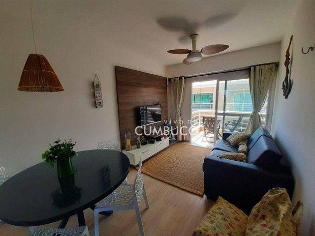 Apartamento com 1 dormitório, 53 m² - venda por R$ 280.000,00 ou aluguel por R$ 2.200,00/m - Foto 3